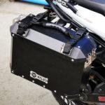 Maletas laterales de 20L para motocicleta kojumotos